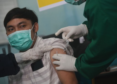 Indonesia's Vaccination Strategy (Thurs.)