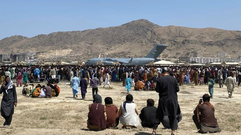 Countries Around the World Accept Afghan Refugees (Thurs.)