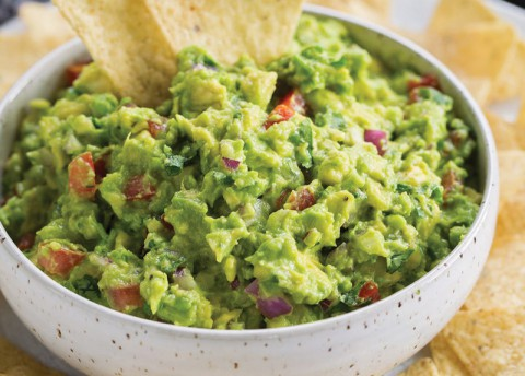 Guacamole Day (Wed.)