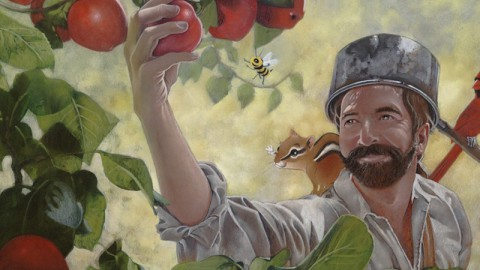 Johnny Appleseed Day (Wed.)