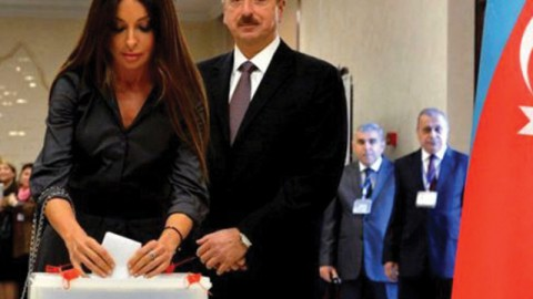 Ruling Party Wins In Azerbaijan's Parliamentary Elections (Thurs.)