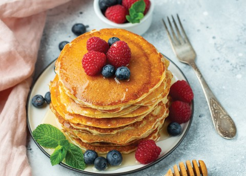 History of Pancakes (Wed.)