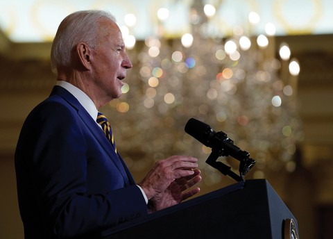 Biden Reexamines Arms Sales to the Middle East (Fri.)