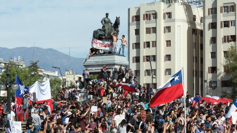 2019 Chilean Protests [Thu]