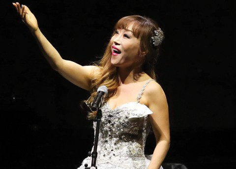 Jo Su-mi Wins the Lifetime Achievement Award [Wed]