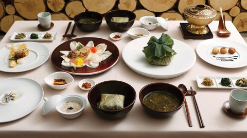 Korean Temple Food Course in London (Wed.)