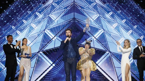 Eurovision Song Contest (Thu)