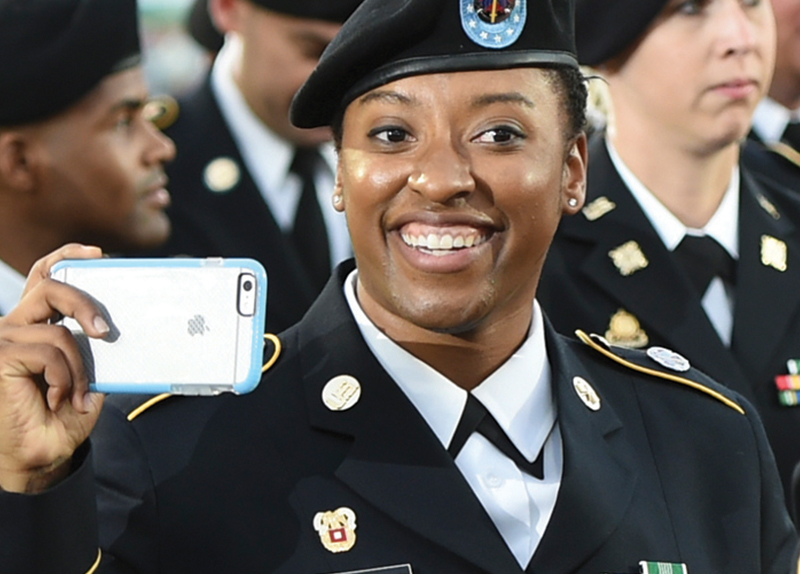 Why Do Women Join the U.S. Military? (Tue.) - 고품격 화상영어 토크25