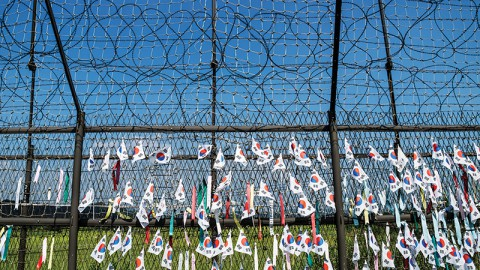 Real DMZ Project: Negotiating Borders (Wed.)