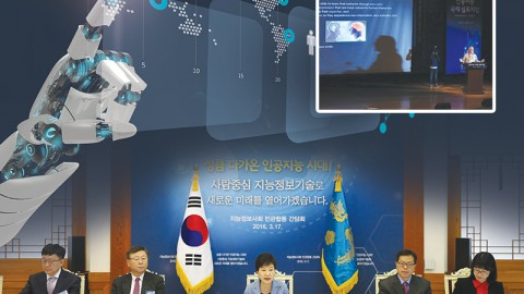 Government Plans to Develop Artificial Intelligence Technologies (Mon)