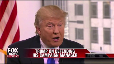 "Donald Trump ""Fox News Sunday"" FULL Interview: 4-3-2016"