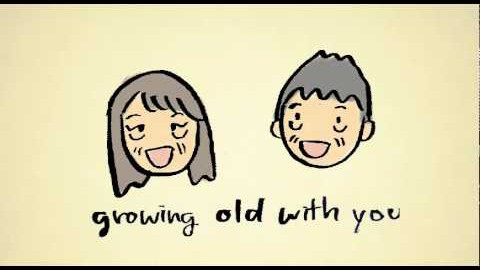 Grow old with you – Adam Sandler