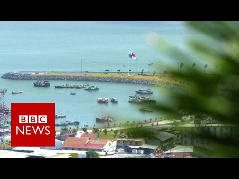 Panama Files: Hiding place of the wealthy revealed – BBC News