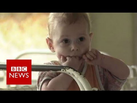 Growing up in a Romanian orphanage – BBC News