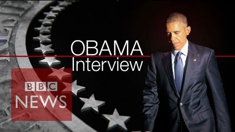 President Barack Obama (FULL) Interview – BBC News