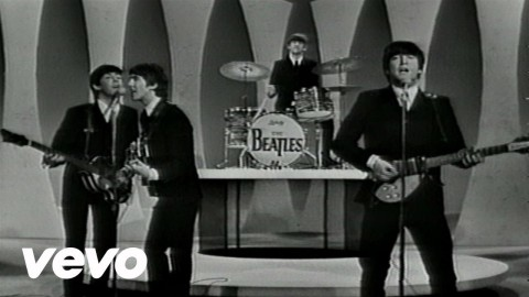 I Want To Hold Your Hand – The Beatles