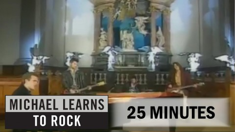 Michael Learns To Rock – 25 Minutes