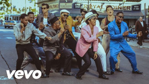 Uptown funk – Mark Ronson