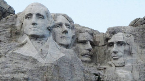 Honoring The Lead Carver Of Mount Rushmore [Thurs]