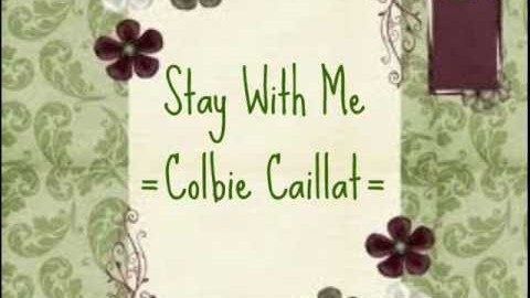 Stay with me by Cobie Cailat