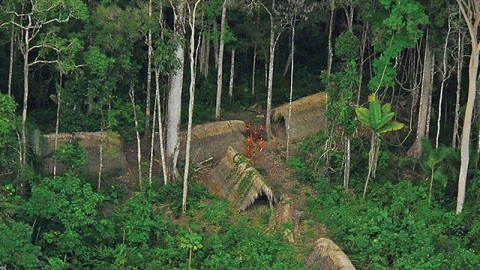 Discovering An Amazon Tribe (Thurs)